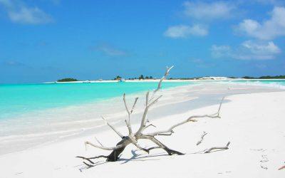 Playas vírgenes de arenas finas